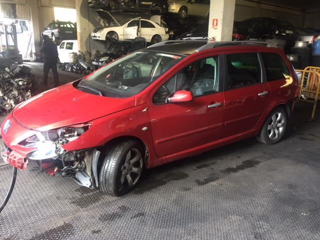 PEUGEOT 307 (9HZ) 1.6 HDI SW PACK 80KW (2004)