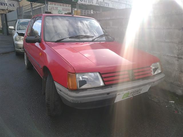 PEUGEOT 205 (K1G) 1.4 GASOLINA XR 50KW (1995)