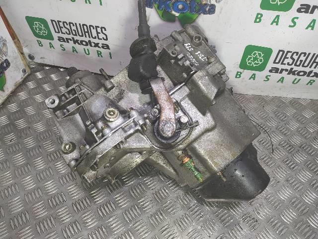 CAMBIO GASOLINA RENAULT CLIO 1.1 GASOLINA 43 (2004)