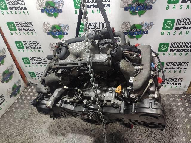 MOTOR GASOLINA SUBARU LEGACY 2.0 GASOLINA B13 (BP) (2003 2009) 121 (2006)