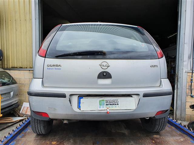 Opel Corsa 1.3 CDTI C (2004) 51KW