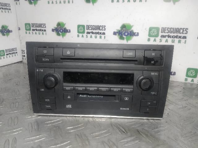 RADIO CD DVD MP3 AUDI A4 2.0 TDI AVANT (8E) 103 (2006)