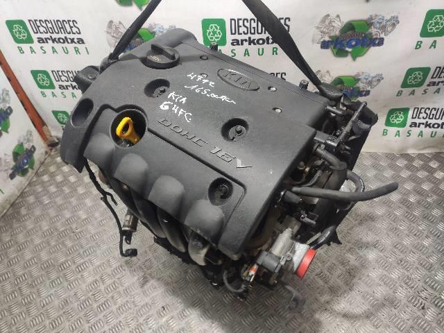 MOTOR GASOLINA KIA CEE D 1.6 GASOLINA 92 (2007)