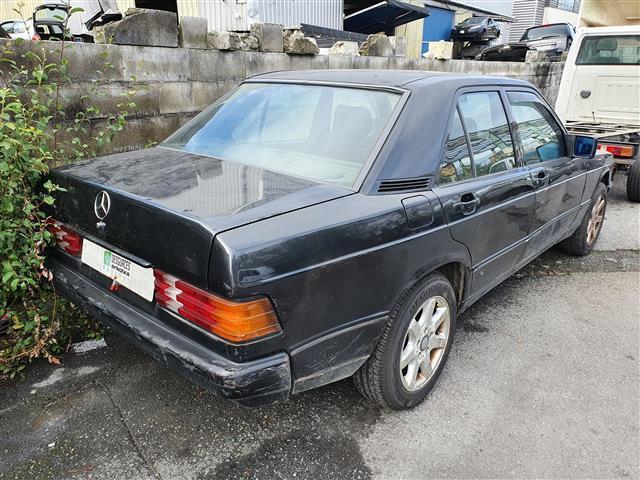 Mercedes-Benz C 190 2.0 GASOLINA E (W201) (1988) 90KW