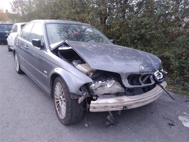BMW 330 (306D1D) 3.0 D (E46) (1998 - 2006) 135KW (2000)