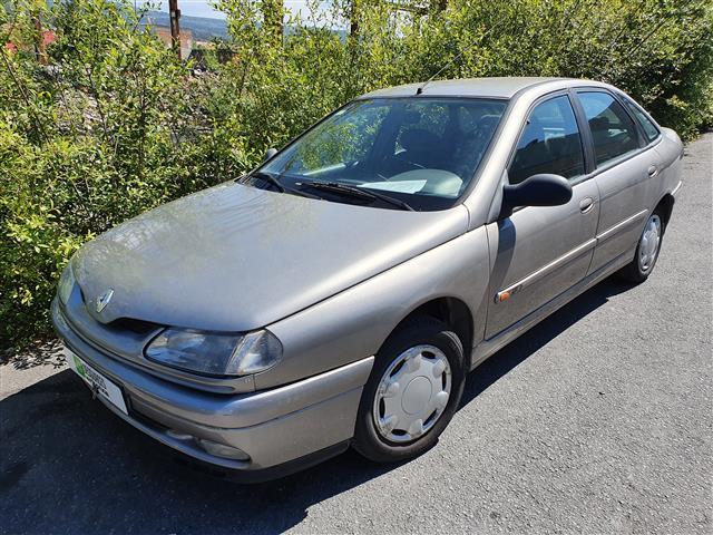 Renault Laguna 2.2 D (B56) (1995) 61,30KW