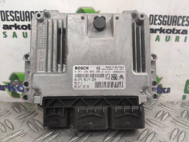 CENTRALITA MOTOR ECU PEUGEOT 207 1.6 CI CC 1.6 16V (120 CV) 88 (2009)