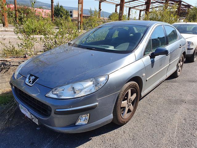 PEUGEOT 407 (9HZ) 1.6 HDI (2004 - 2011) 80KW (2005)