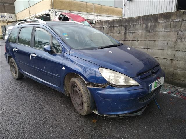 PEUGEOT 307 (9HY) 1.6 HDI SW CLIM (S1)(2001-2005) 80KW (2004)