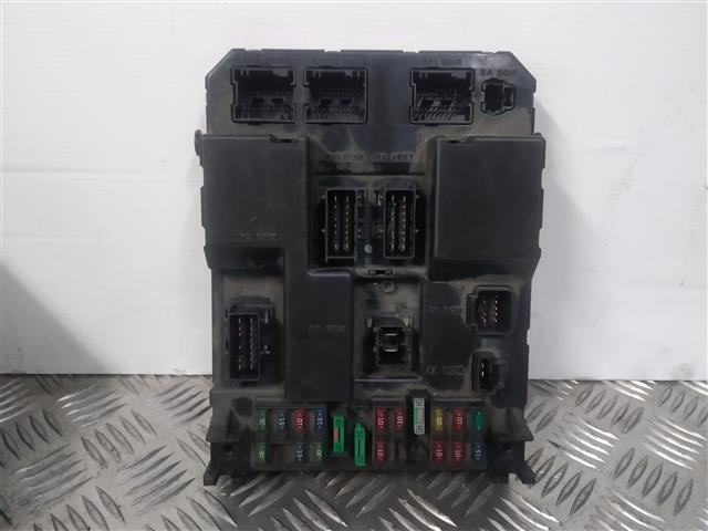 CAJA FUSIBLES BSI BSM PEUGEOT 307 1.6 GASOLINA (S1) XS 109CV 80KW (2005)