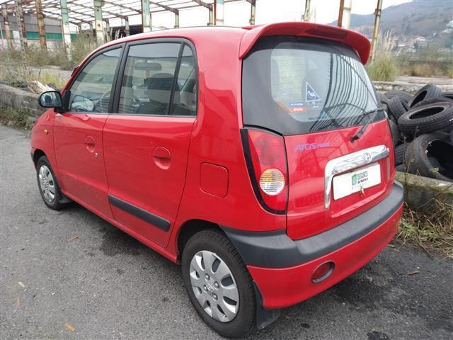 Hyundai Atos 1.0 GASOLINA PRIME (MX) (2000-2010) (2002) 43,4KW
