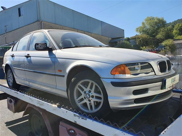 BMW  318 (194E1) 1.9 GASOLINA (E46) SERIE 3 87KW (2000)