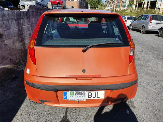 Fiat Punto 1.2 GASOLINA (188) (2001) 44KW
