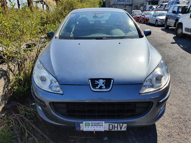 Peugeot 407 1.6 HDI (2004 - 2011) (2005) 80KW