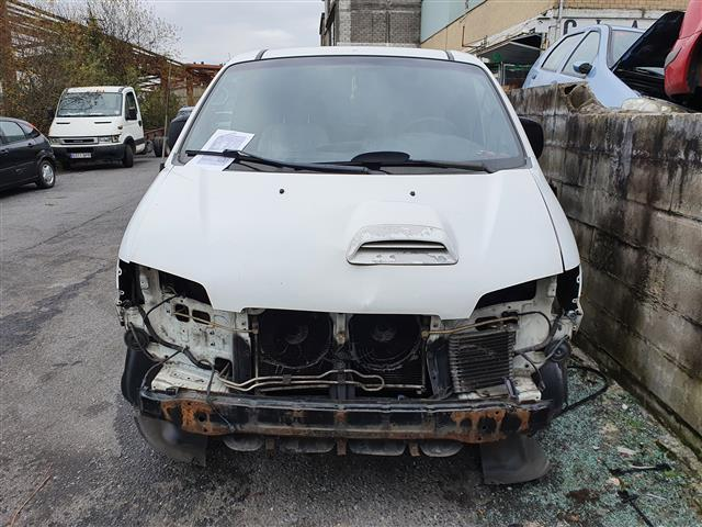 Hyundai H1 2.5 TURBODIESEL (2001) 73KW