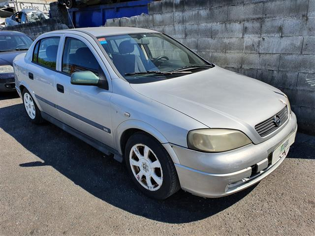 Opel Astra 1.6 GASOLINA G (2002) 74KW