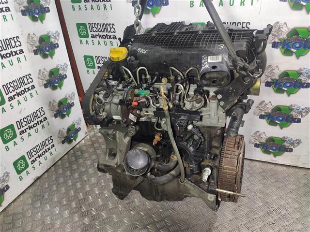 MOTOR DIESEL RENAULT CLIO 1.5 DCI II FASE II (B/CB0) 60KW (2005)