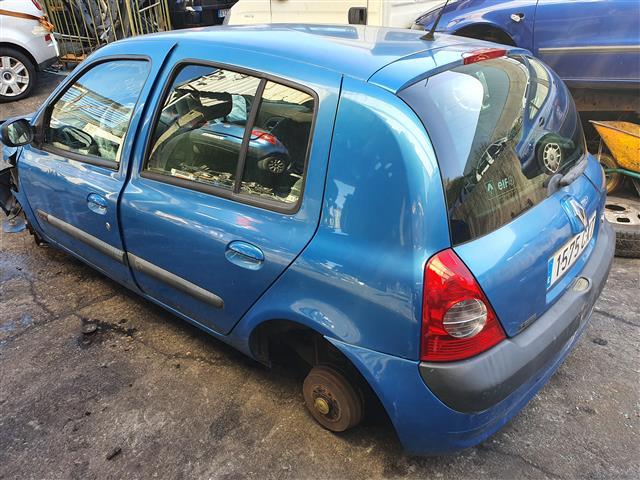 Renault Clio 1.4 GASOLINA CLIO II FASE II (B/CB0) (2004) 72KW