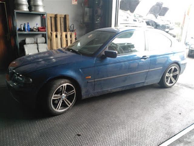 BMW  316 1.8 GASOLINA 85KW (0)