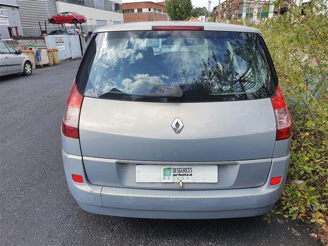 Renault Megane 1.9 DCI SCENIC II (2004) 88KW