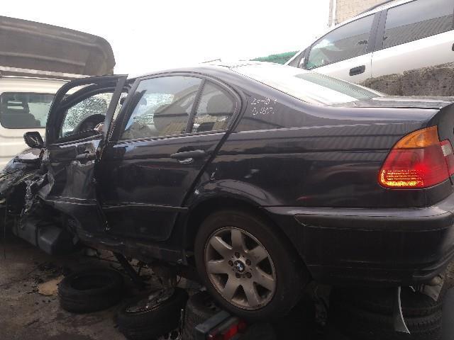 BMW  320 (204D1) 2.0 DIESEL E46 SERIE 3 100KW (2001)