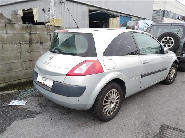 Renault Megane 1.6 GASOLINA II (2002-2009) (2003) 83KW