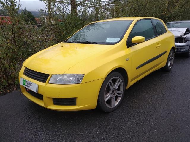 FIAT STILO (192A1000) 1.9 JTD (192) (2001 - 2012) 85KW (2002)