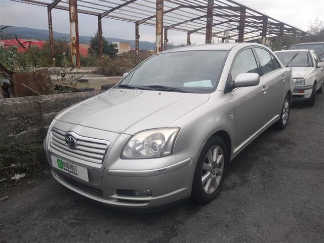 TOYOTA AVENSIS (1CD-FTV) 2.0 TURBODIESEL (T25) (2003-2009) 85KW (2006)