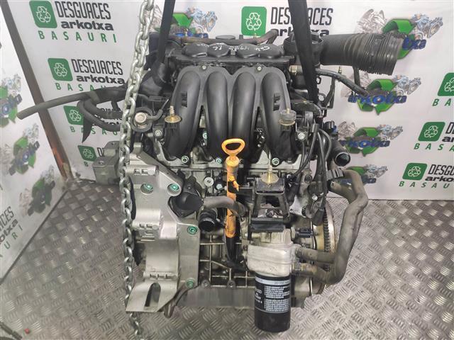 MOTOR GASOLINA AUDI A3 1.6 GASOLINA (8L) 74 (1998)