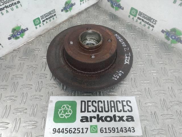 DISCO FRENO TRASERO RENAULT MEGANE 1.5 DCI 63 (2008)